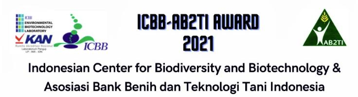 ICBB-AB2TI Award